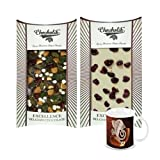 Chocholik Belgium Chocolate Gifts - Invigorating Collection Of Belgian Chocolate Bars With Diwali Special Coffee...