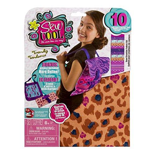 Sew Cool Trendy Tendance Fabric Backback