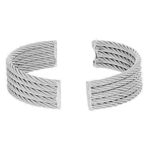 charriol-125-mm-edelstahl-5-reihig-damen-armbanduhr-armband