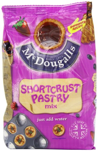 McDougalls Shortcrust Pastry Mix 450 g (Pack of 15)