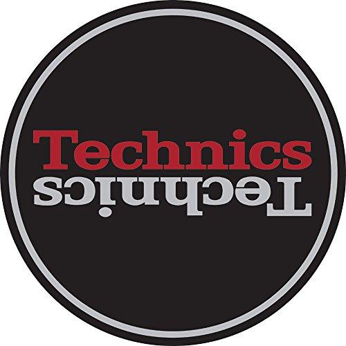 Technics-60657-Duplex-2-Tappetino-antiscivolo-diametro-ca-29-cm-Nero