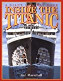 img - for Inside the Titanic (A Giant Cutaway Book) by Brewster, Hugh 1st (first) Edition [Hardcover(1997/7/1)] book / textbook / text book