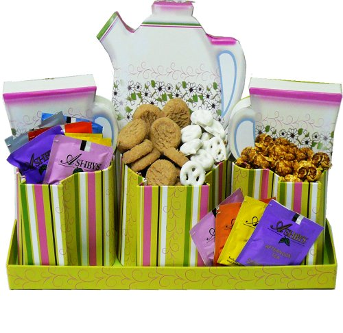 Totally Tea Gift Box Set - A Great Idea for Tea Lovers!