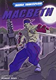 img - for Manga Shakespeare: Macbeth book / textbook / text book