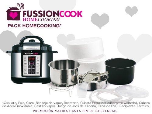 Opiniones de fussioncook 0 comprar en for Robot de cocina fussioncook