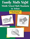 img - for Family Math Night: Middle School Math Standards in Action book / textbook / text book