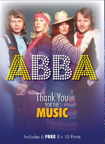 Abba: Thank You for the Music, Includes 6 Free 8 X 10 Prints (Book and Print Packs)