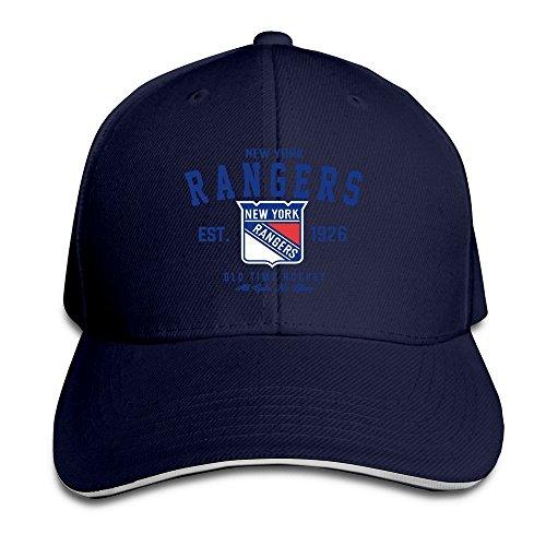 hittings-ny-rangers-old-time-ice-hockey-team-flex-baseball-cap-ash-navy