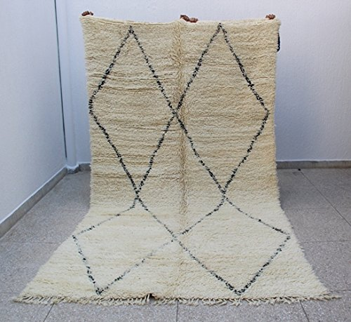 Beni Ourain Rug large quality carpet