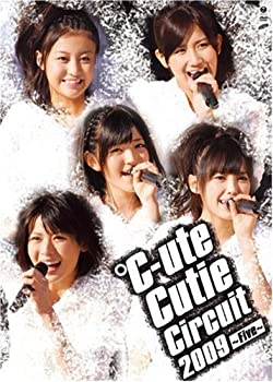 ℃-ute Cutie Circuit 2009~Five~ [DVD]