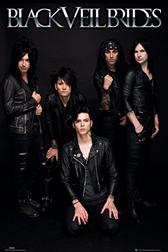 GB eye LTD, Black Veil Brides, Band, Maxi Poster, 61 x 91,5 cm