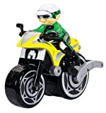 511uui%2BjyHL. SL160  Kid Galaxy My 1st RC Big Wheelie Cycle Speedster