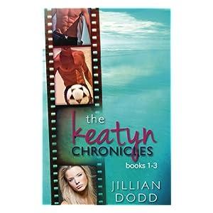 The Keatyn Chronicles: Books 1-3: (Stalk Me, Kiss Me, and Date Me)