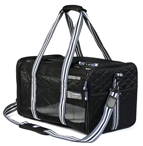 Deluxe-Soft-Sided-Pet-Carrier