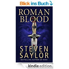 Roman Blood (Gordianus the Finder 1)