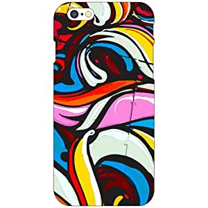 I Phone 6 flashy Phone Cover - Matte Finish Phone Cover