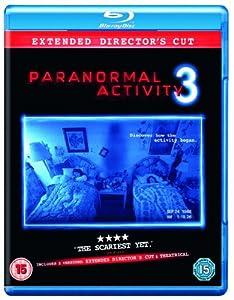 Paranormal Activity 3 [Blu-ray] [Region Free]