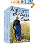 Amish in Faith's Creek 4 Book Set: (A...
