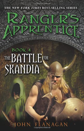 The Battle for Skandia: Book Four (Ranger