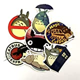 CJB Cute Totoro Skateboard Vinyl Stickers (US Seller)
