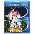 Ace Ventura Double Feature (Pet Detective / When Nature Calls) [Blu-ray]