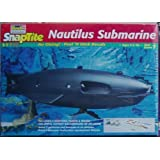 Revell 20,000 LEAGUES UNDER THE SEA NAUTILUS SUBMARINE Model Kit by Revell