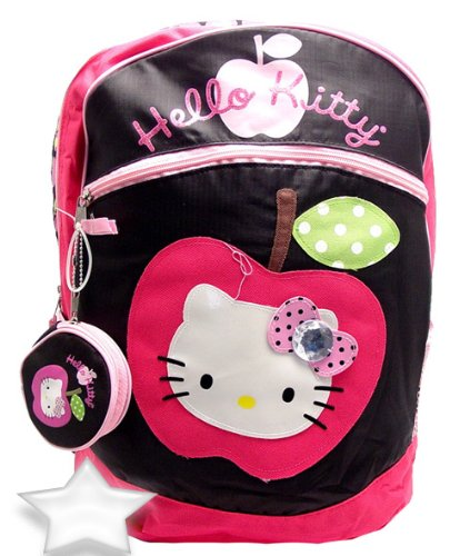Super Clearance – Sanrio Style Hello Kitty Large Backpack