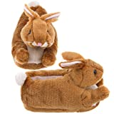 Bunny Slippers for Women Medium