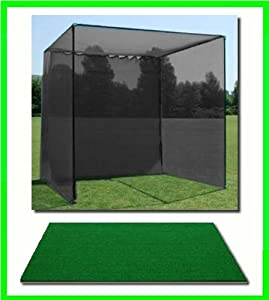 Golf Mat, Golf Net Cage, 10