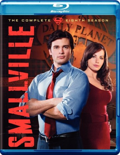 Smallville – The Complete Eighth Season [Blu-ray]