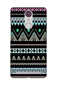 The Purple Tree designer mobile back cover for Lenovo Vibe K5 Note