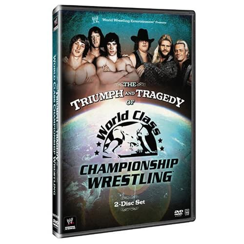 Triumph and Tragedy of World Class Championship Wrestling