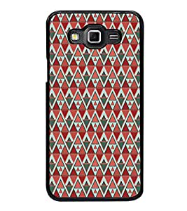 Colourful Pattern 2D Hard Polycarbonate Designer Back Case Cover for Samsung Galaxy Grand 3 :: Samsung Galaxy Grand Max