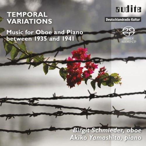 SACD : Birgit Schmieder - Temporal Variations (Hybrid SACD)