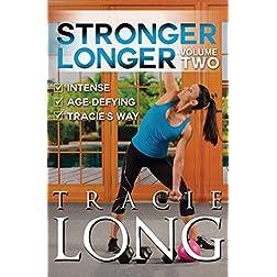 Long, Tracie - Stronger Longer Volume 2