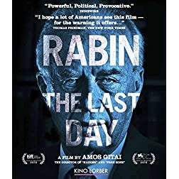 Rabin, The Last Day [Blu-ray]