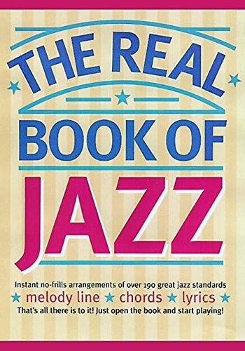 REAL BOOK OF JAZZ
