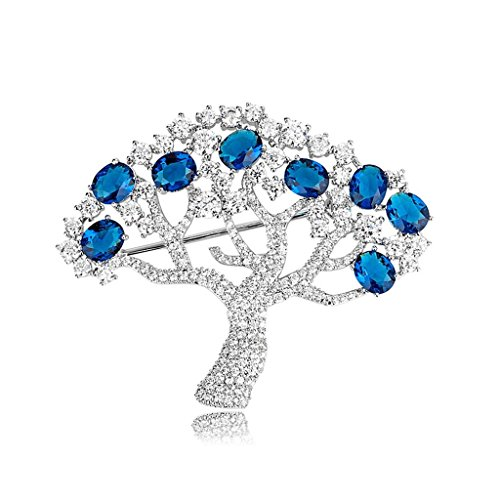 beydodo-white-gold-plated-brooch-pin-for-women-tree-corsage-bouquet-blue-aaa-cubic-zirconia-oval-sha