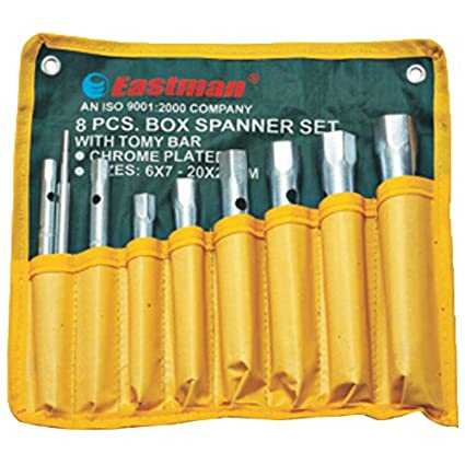 Eastman-E-2016-Box-Spanner-Set-(8-Pc)