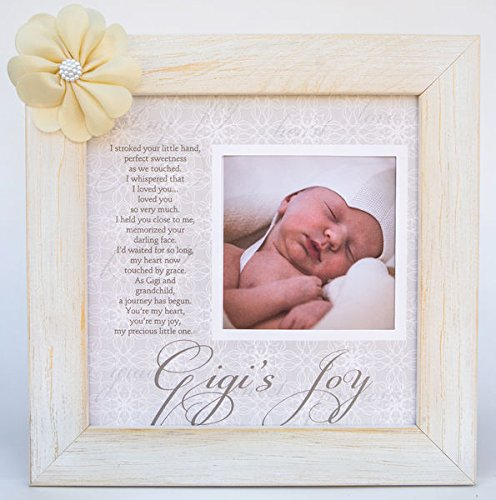 Gigi's Joy Picture Frame with Poetry - 1