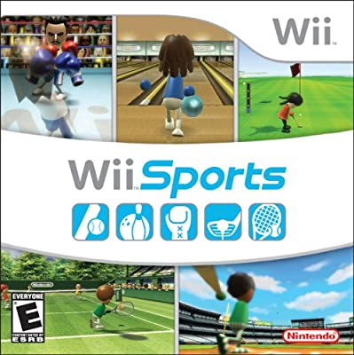 Wii Sports by Nintendo