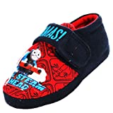 Thomas the Tank Engine Go Go Childrens Slippers