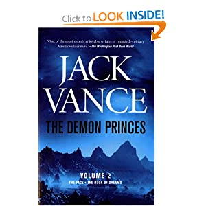 The Demon Princes, Vol. 2: The Face The Book of Dreams by Jack Vance