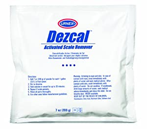 Urnex Dezcal Activated Scale Remover, 7 oz from Urnex