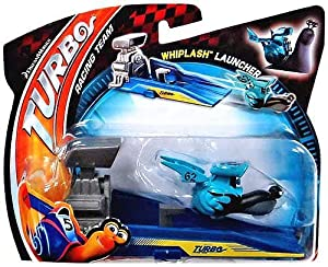 TOY TURBO Dreamworks Snail + Launcher: Amazon.co.uk: Toys ...