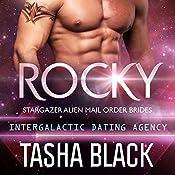 Rocky: Stargazer Alien Mail Order Brides, Book 2 (Intergalactic Dating Agency) | Tasha Black