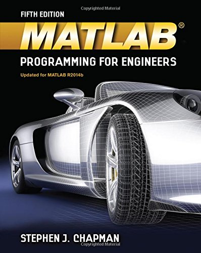 MATLAB Programming for Engineers (Activate Learning with these NEW titles from Engineering!) (Programming Engineers compare prices)