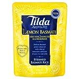 Tilda Steamed Basmati Lemon Rice 250g