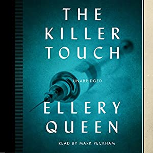 The Killer Touch Audiobook