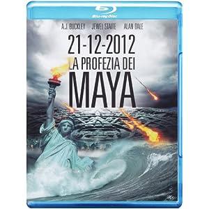 21-12-2012 - La profezia dei Maya [Blu-ray] [Import italien]